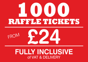 1000 Raffle Tickets