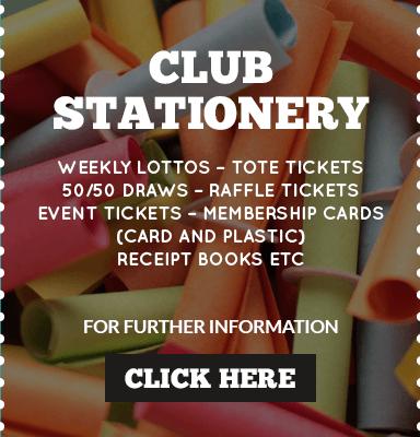 CLUB STATIONERY